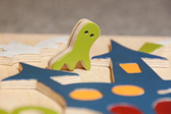 Halloween-Spukschloss-Puzzle