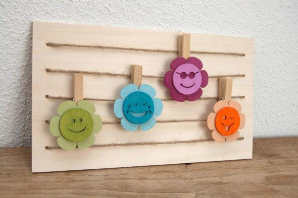 Gute-Laune-Blumen – Vier Motive, viele Möglichkeiten