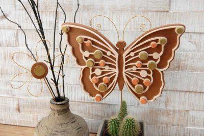 Funkelnder Schmetterling