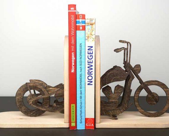 Easy Rider – Buchstützen