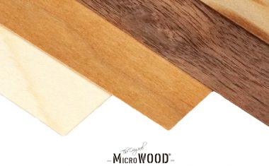 MicroWOOD Furnierpapier