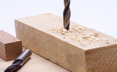Tipps zum Bohren  – Die Wahl des richtigen Bohrers für Laub- und Dekupiersägearbeiten