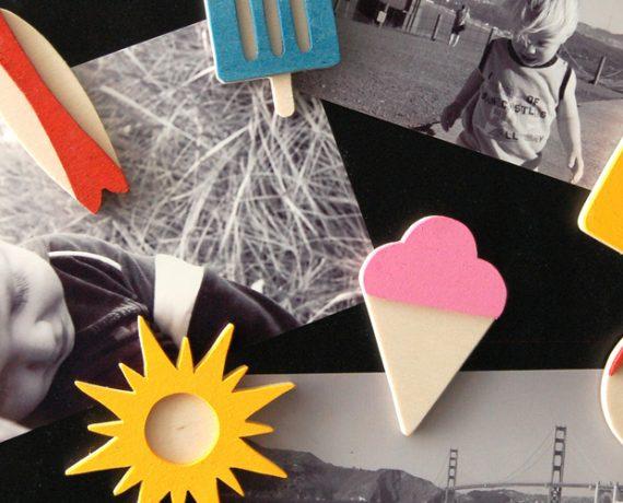 BEACHTIME – Sommerliche Magnete
