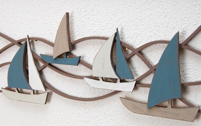 Laubsägevorlage Segelboote