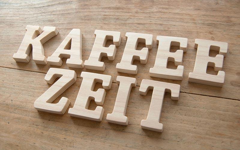 Holz mit Kaffeesatz beizen | Motiv vorbereiten