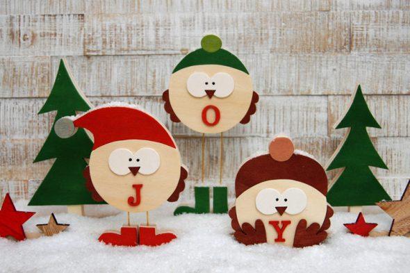 Weihnachtsspatzen