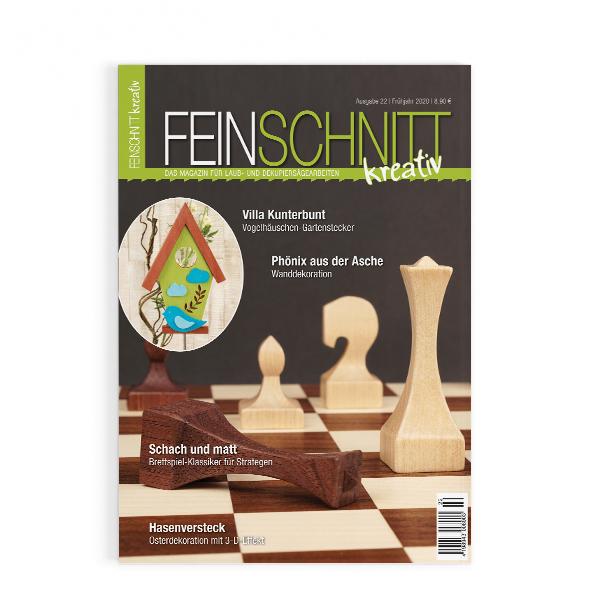 FEINSCHNITTkreativ Ausgabe 22