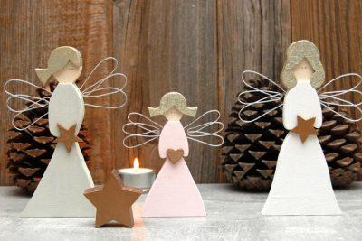 Engel mit Charme