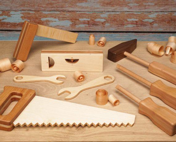 Werkzeug-Set für Kinder