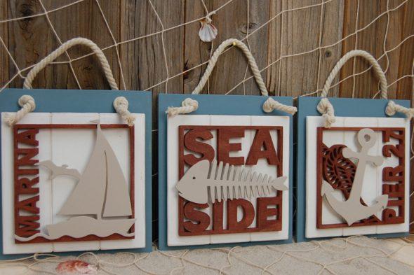 Hafengefühl – Maritime Wandbilder